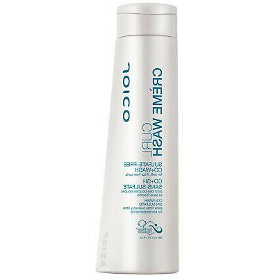 curl creme wash sulphate co