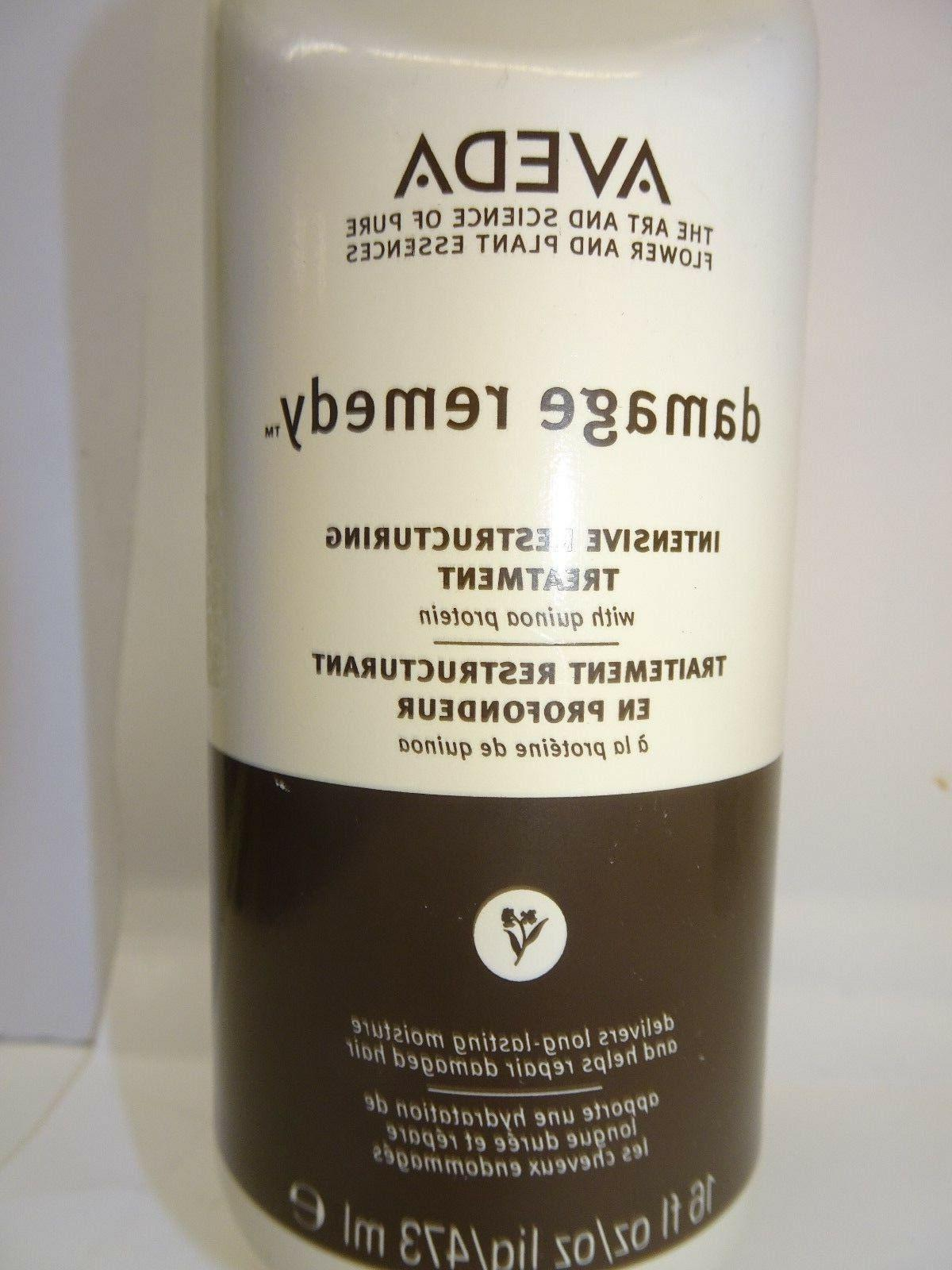 Aveda Damage Remedy Intensive Restructuring Treatment 16oz