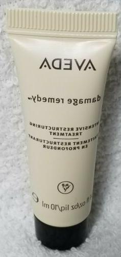 Aveda DAMAGE REMEDY Intensive Restructuring Treatment Hair T