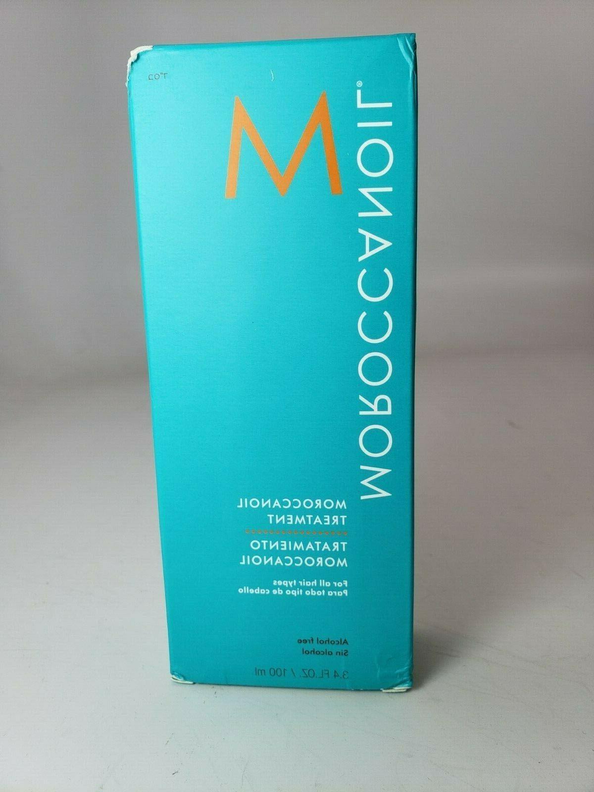 Moroccanoil Oil Hair Treatment   100ml/ 3.4oz