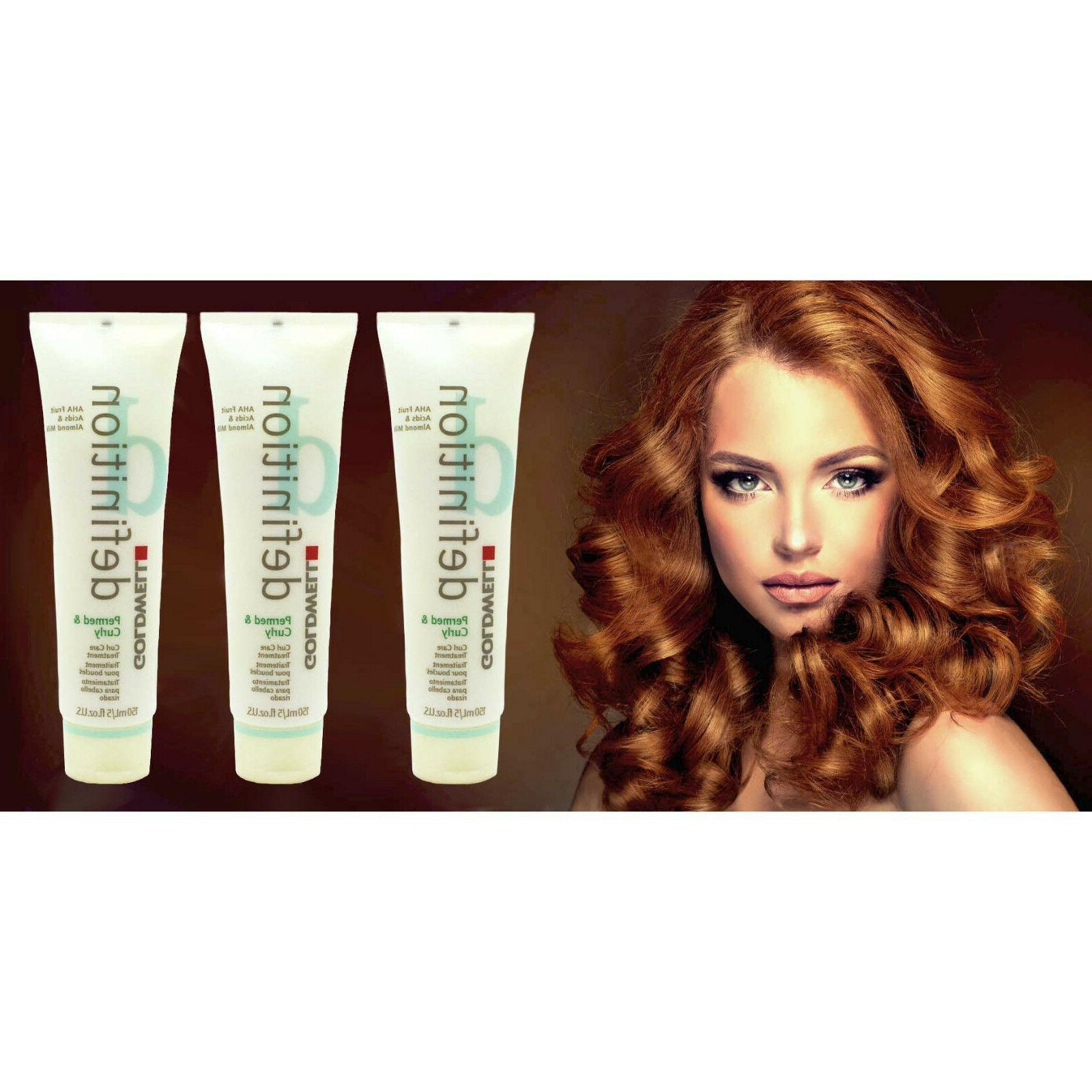 Goldwell Definition Permed & Curly Hair Conditioner Treatmen