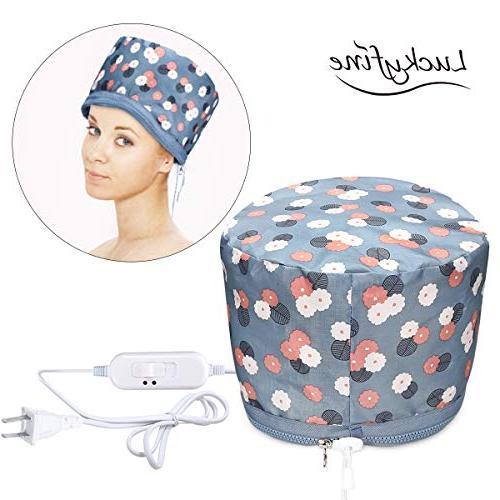 electric hair cap thermal