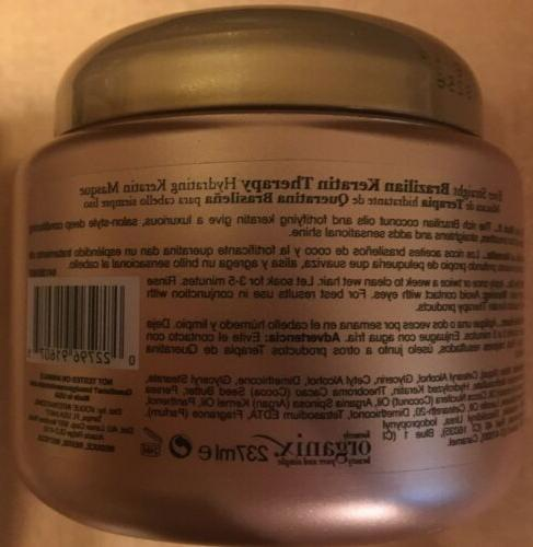 OGX Straight Keratin Therapy Masque