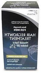 Minoxidil 5% Extra Strength Hair Regrowth Treatment Solution