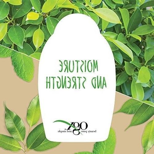 OGX Tree Treatment 4 Bottle
