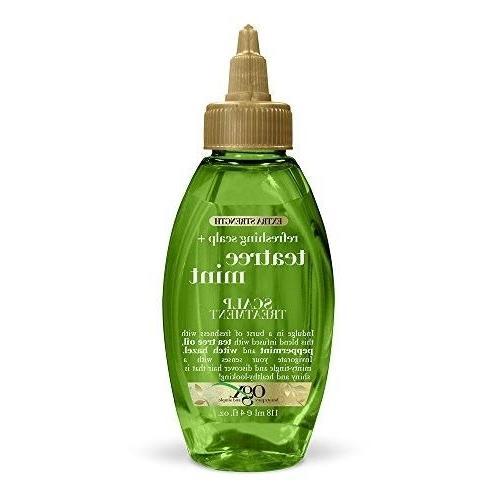 extra strength tea tree mint scalp treatment
