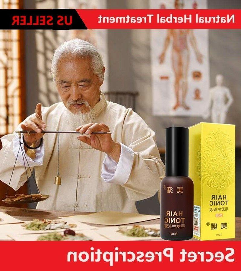 fast hair growth serum oil treatment