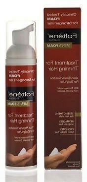 Foltene Men's Foam European Treatment For Thinning Hair 2.47