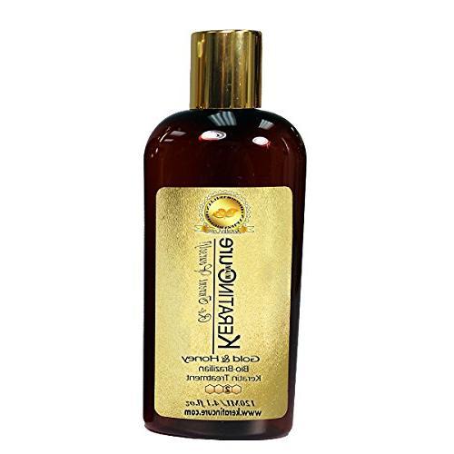 formaldehyde brazilian hair treatment gold
