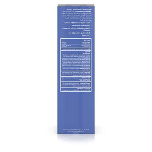 Neutrogena T/Gel Therapeutic Original Formula, for of Itching Flaking as of Psoriasis and Seborrheic 16