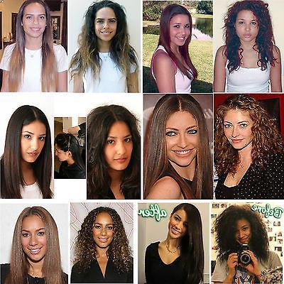 Gold Keratin Hair Straightening