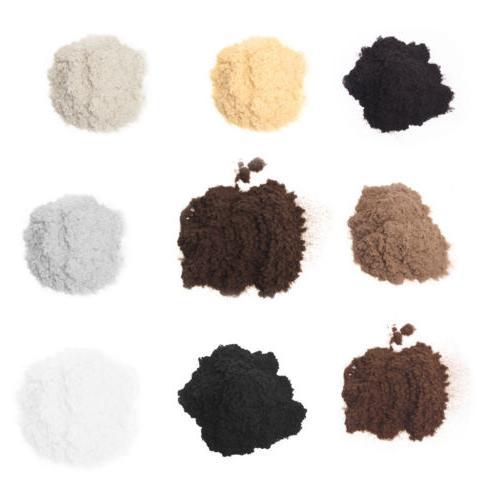 hair building fiber powder keratin loss treatment