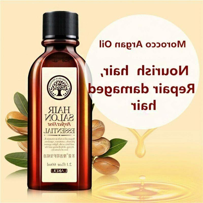 Hair Care Treatment Argan Curly Salon first-Essential