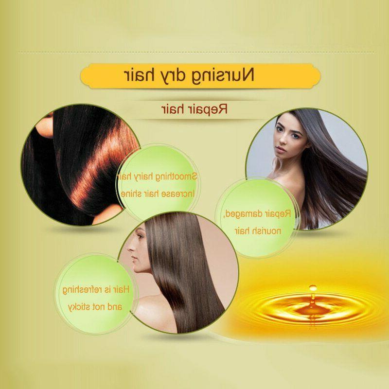 Hair Argan Curly Salon perfect first-Essential oil