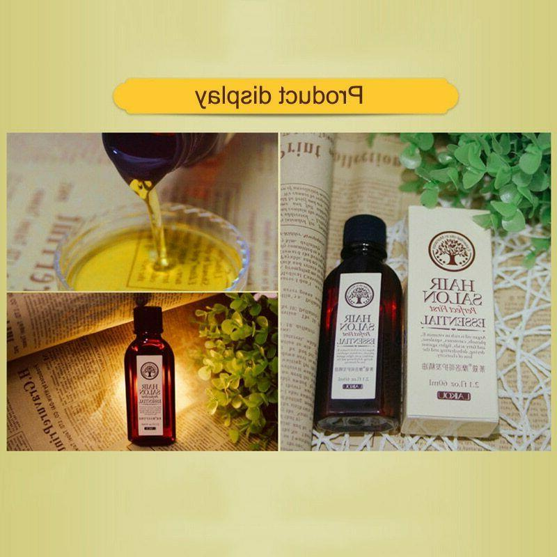 Hair Care Treatment Argan Curly Salon perfect first-Essential oil