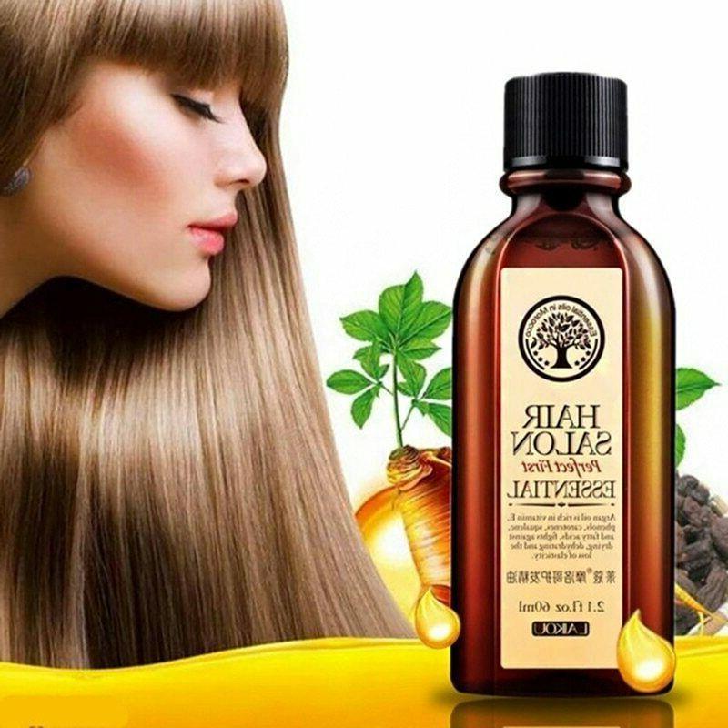 hair care treatment oil argan curly clean