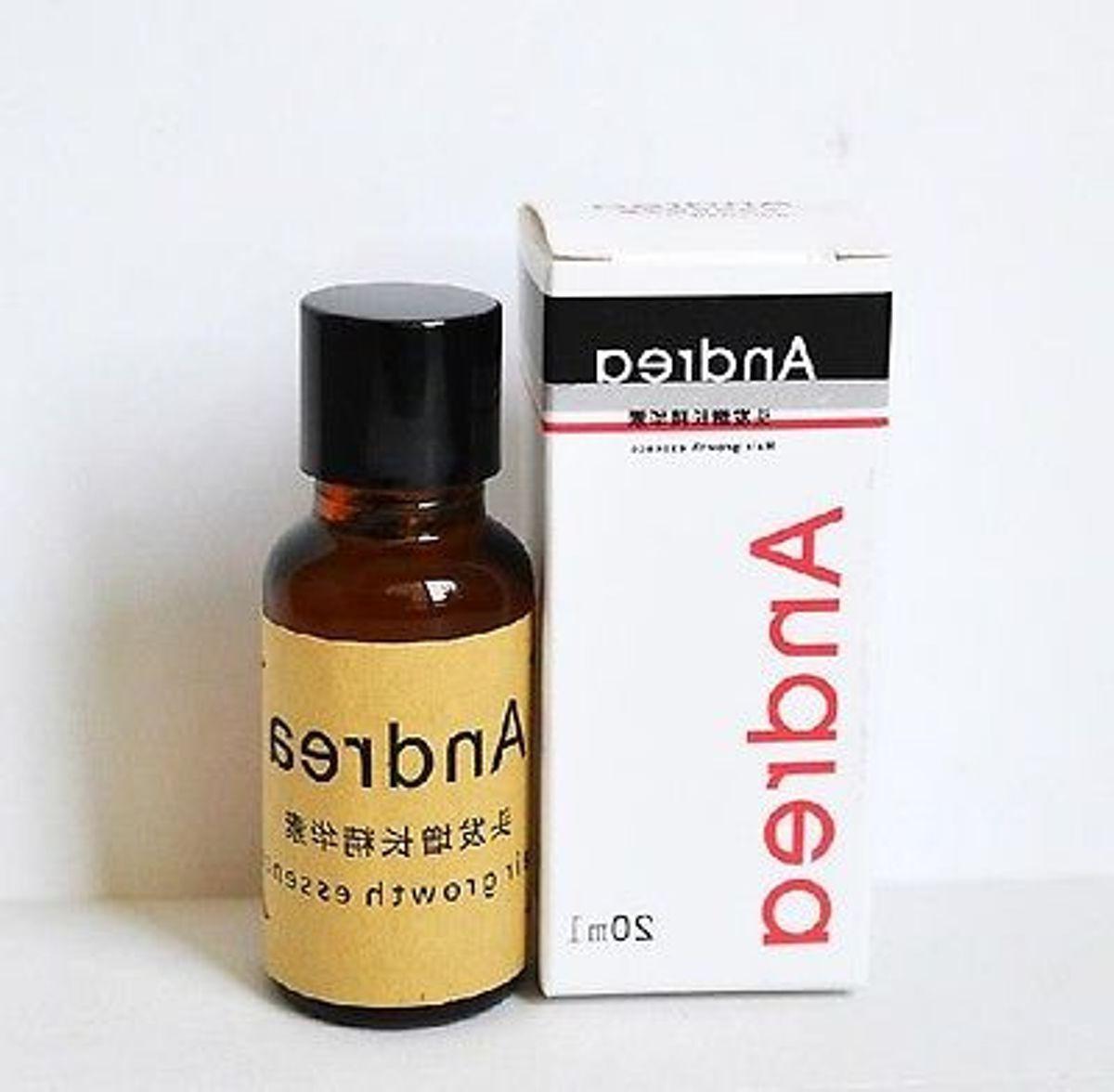 Andrea Hair Growth Essence Hair Loss ginger Sunburst ml