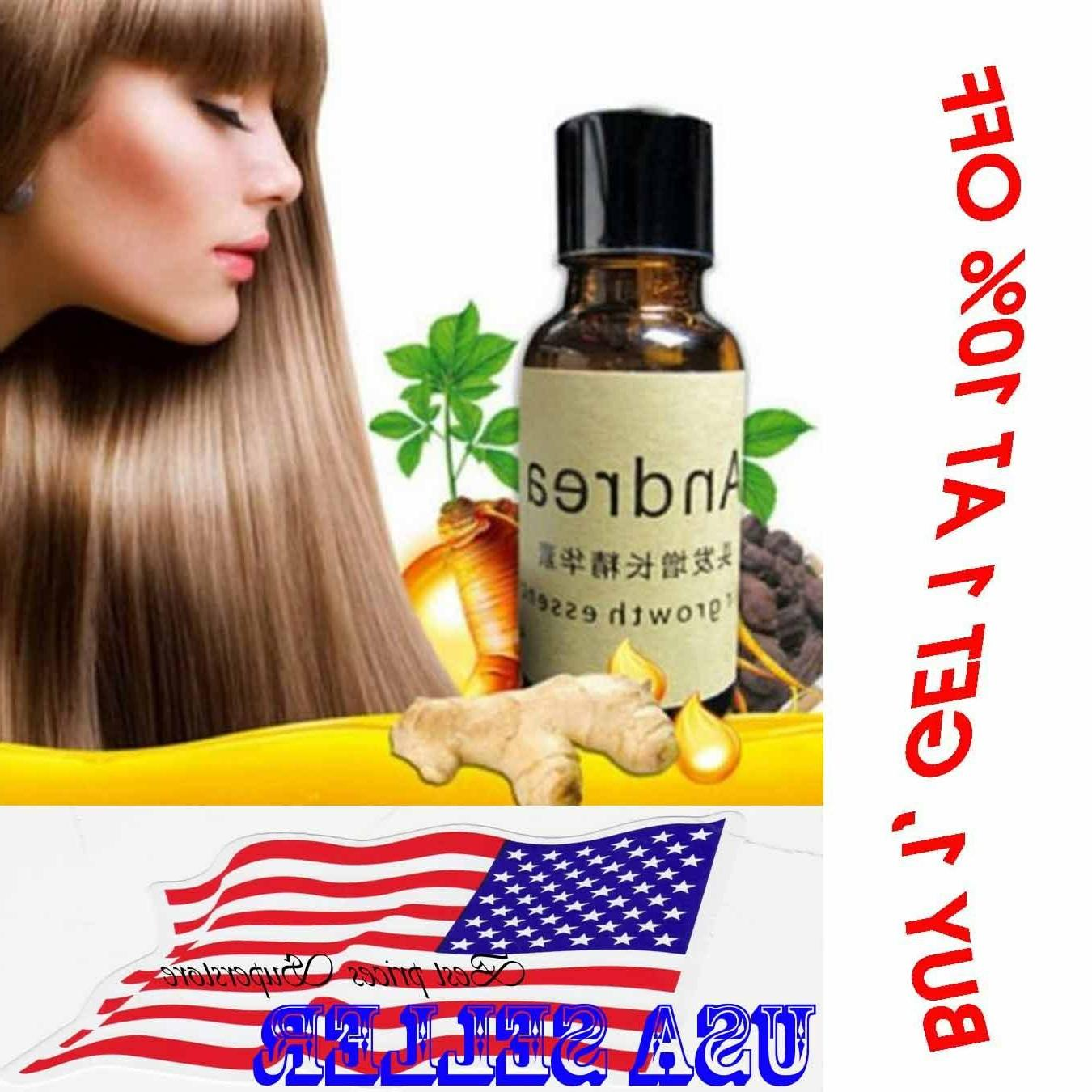 hair growth essence hair loss treatment ginger