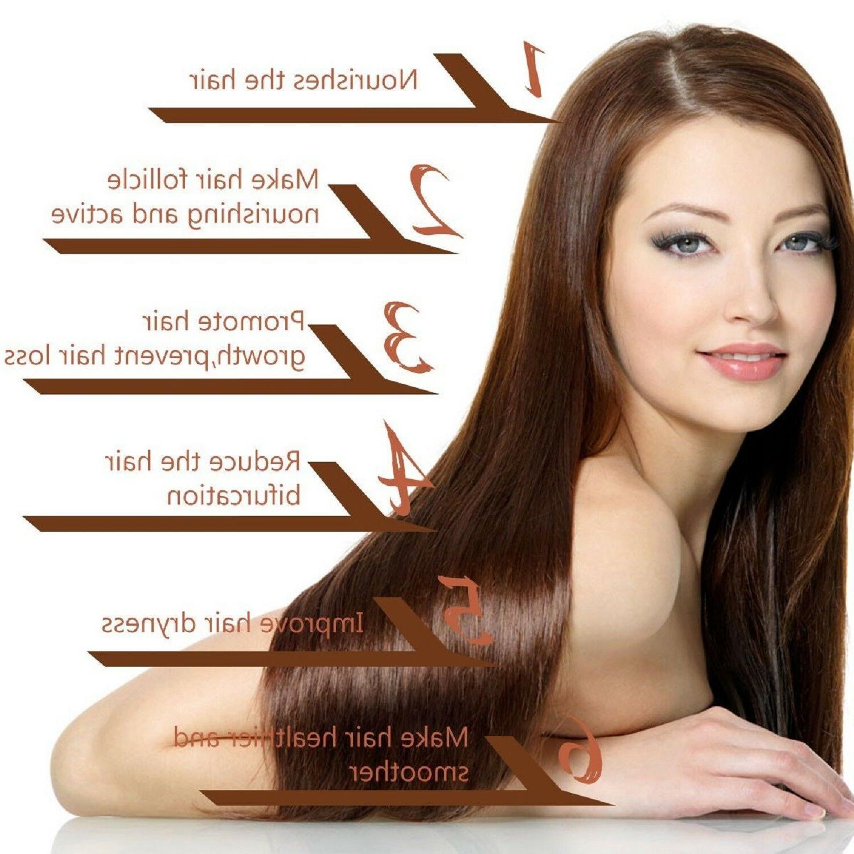 Hair Oil Hair Loss Liquid Treatment