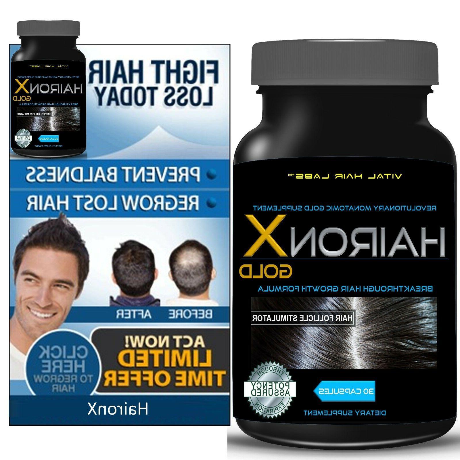 hair growth vitamins loss