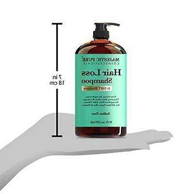 Hair Hair Regrowth Shampoo Men & Restoration