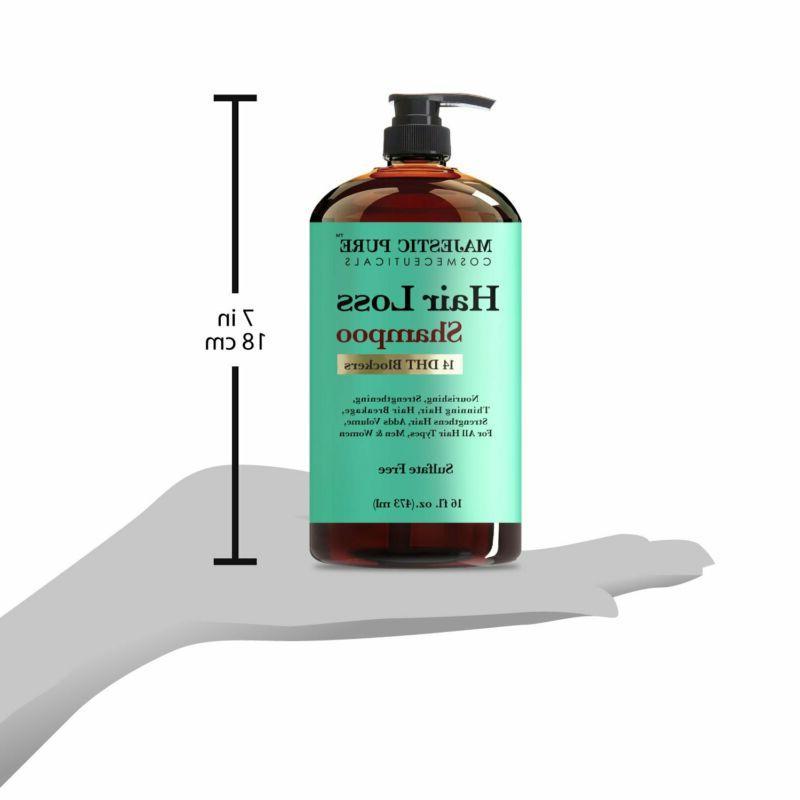 Hair Regrowth Shampoo Women, Restoration