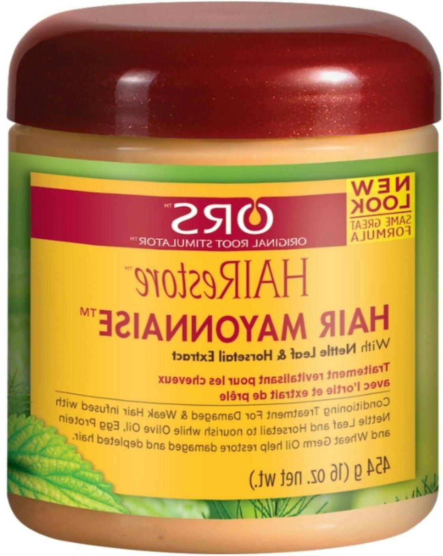 hair mayonnaise treatment