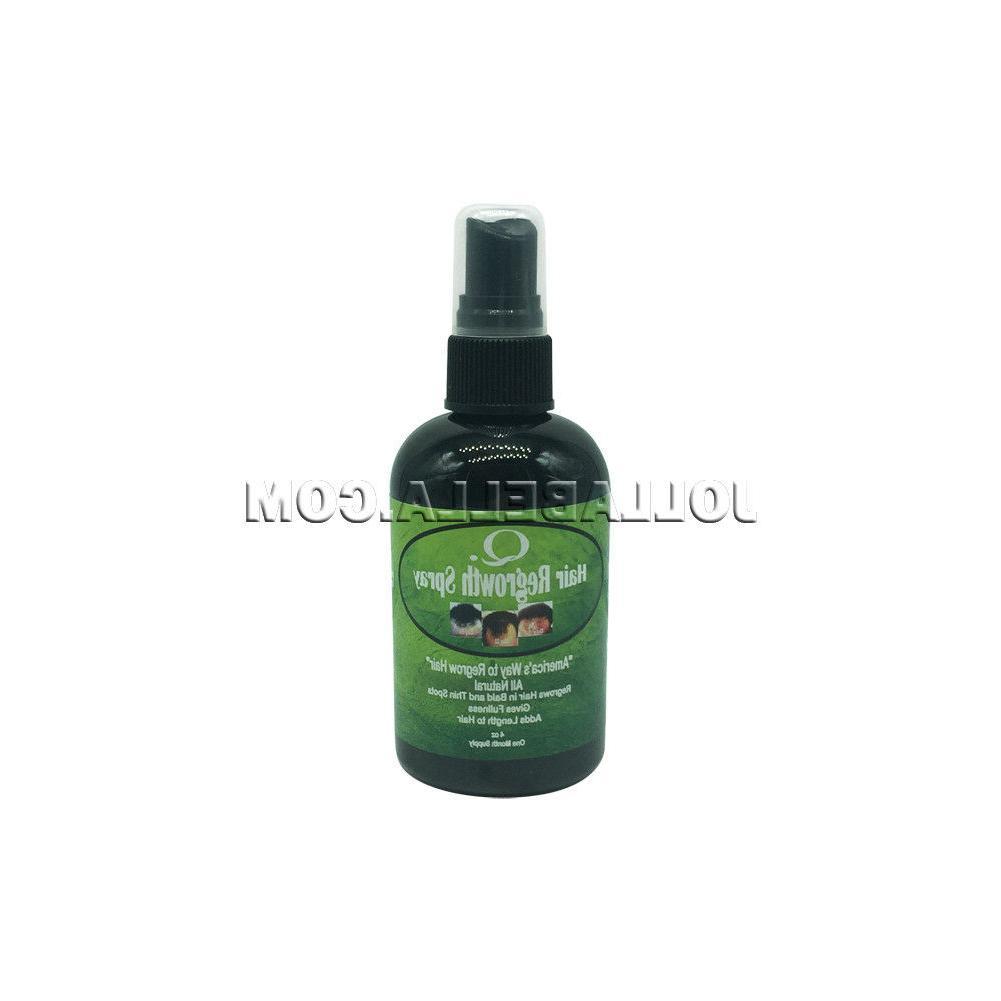 hair regrowth scalp treatment