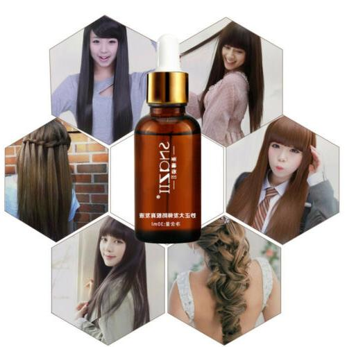 Hair Regrowth Solution Natural Herbal Growth