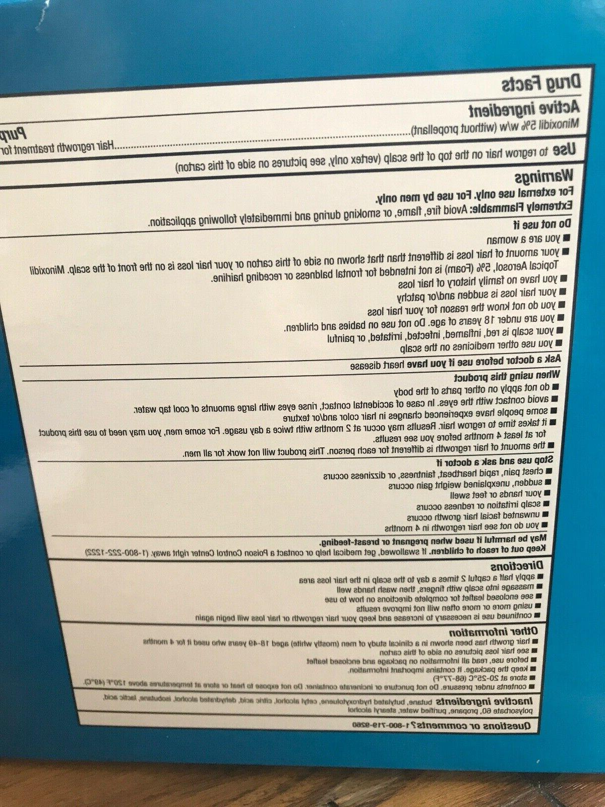 Kirkland Minoxidil Men - 1 Month Supply