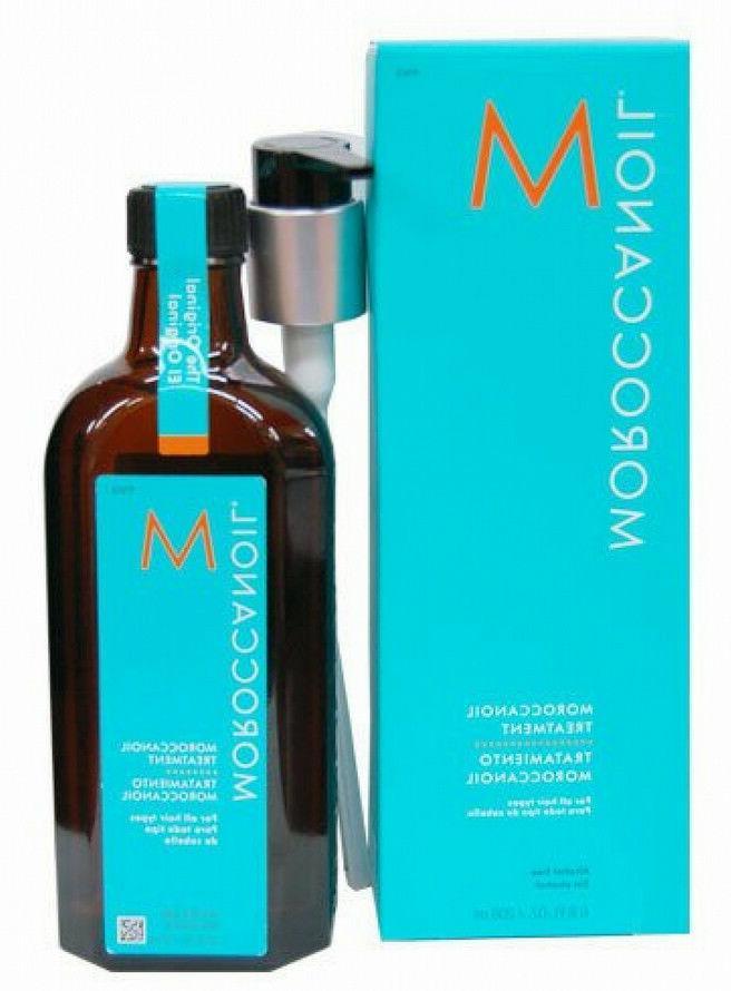 Moroccanoil Hair Treatment for All Hair 0.34 OZ 0.85 OZ 3.4