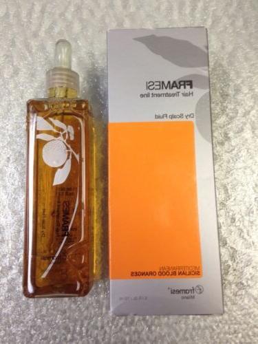 Framesi Hair Treatment Line Dry Scalp dandruff Treatment Flu