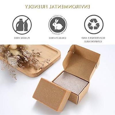 Handmade Shampoo - Organic Soap Hair