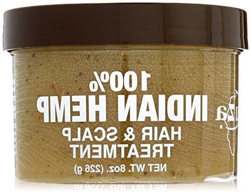 indian hemp hair scalp treatment