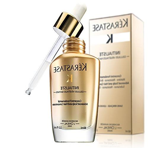 initialiste advanced scalp hair concentrate