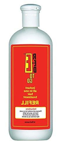 Red-E To Go REFILL Instant All in One Hair Treatment 16 oz b