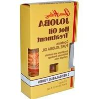 Queen Helene Jojoba Hot Oil Treatment -- 1 fl oz