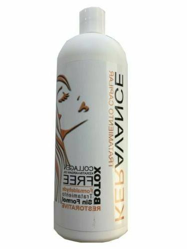 keravance botox hair treatment for all hair