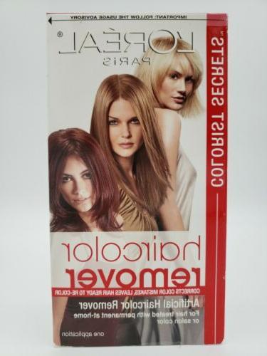 l oreal paris colorist secrets haircolor remover
