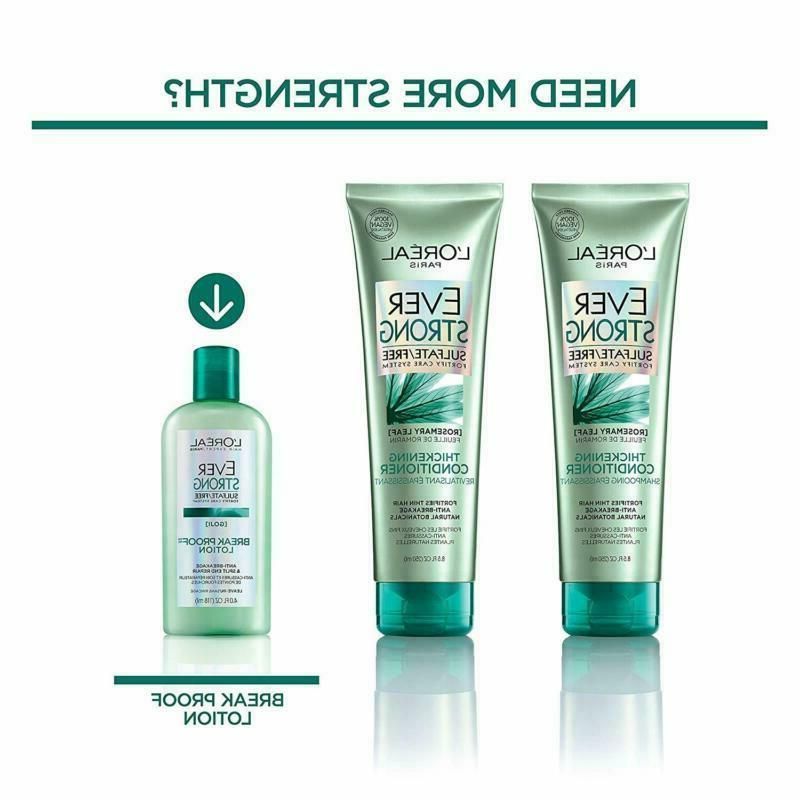 L'Oreal Paris Thickening Shampoo Personal Treatment