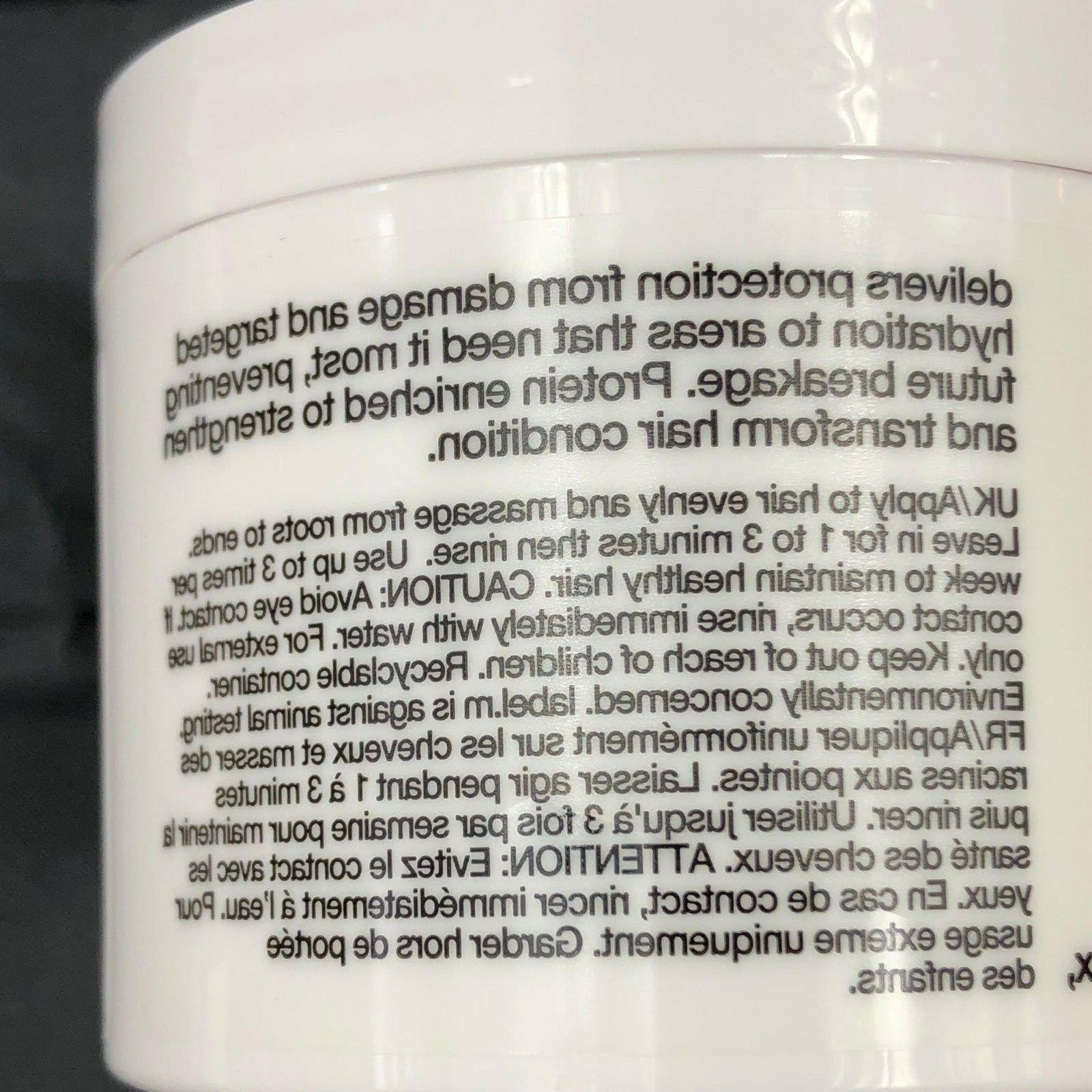 Label.m Honey & Treatment Masque - For Dry