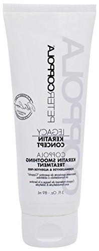 3 Oz Peter Coppola Legacy Keratin Concept Hair Smoothing Tre