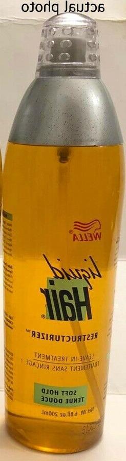 Wella Liquid Hair keratin restructurizer Leave in Treatment
