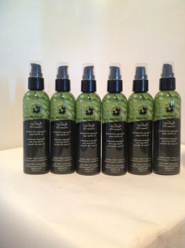 LOT OF 6  Zerran RealLisse Amazon Oil treatment for all hair
