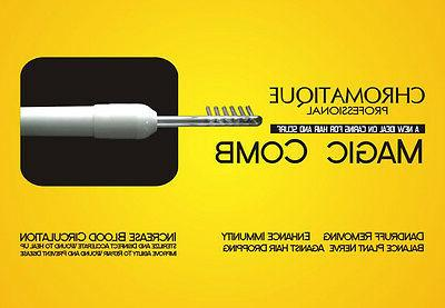 Chromatique Magic Comb Ion Generator Hair Growth Treatment S