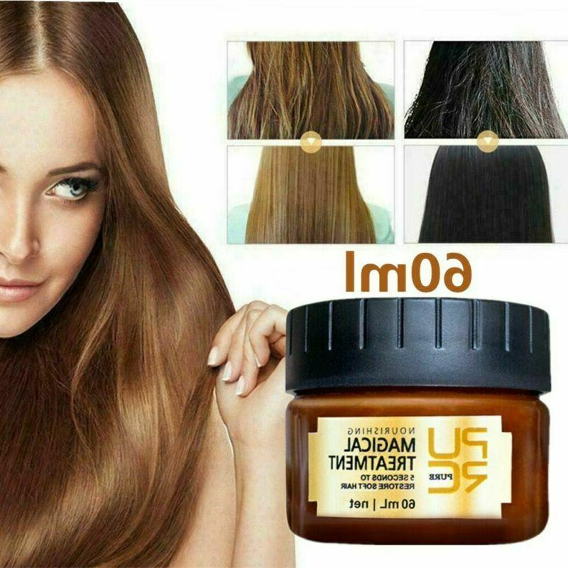 Magical Seconds Repair Soft Hair Smooth