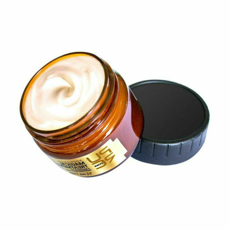 Magical Treatment Mask Seconds Repair Soft Hair 60ml Smooth US