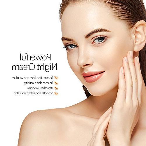 Elizavecca Piggy care EGF Retinol Cream for Anti Pore Brightening Facial Treatment Night Day moisturizing Cream