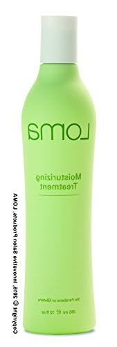 Loma Organics Moisturising Hair Treatment No Parabens or Glu