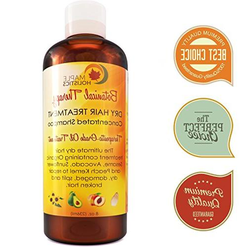 Moisturizing Damaged Hair + - Anti Conditioning Cleanser + Dry - Silky Hair - Therapeutic &